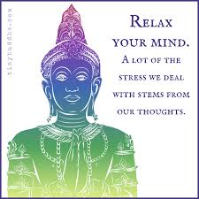 relax the mind